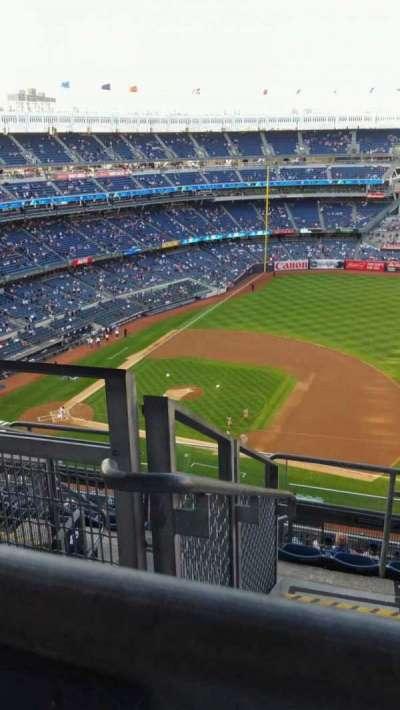 Yankee Stadium, section: 414, row: 7, seat: 25