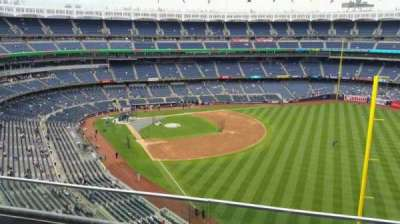 Yankee Stadium, section: 408, row: 2, seat: 8