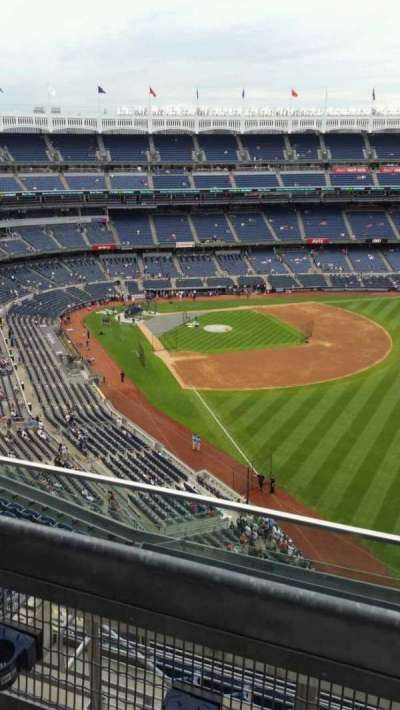 Yankee Stadium, section: 408, row: 2, seat: 9