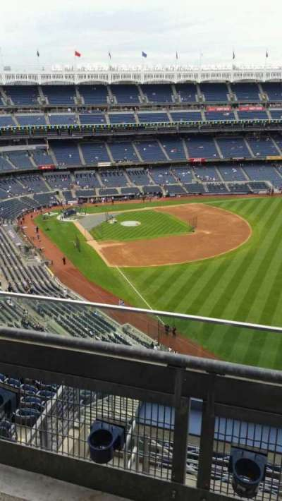 Yankee Stadium, section: 408, row: 2, seat: 11