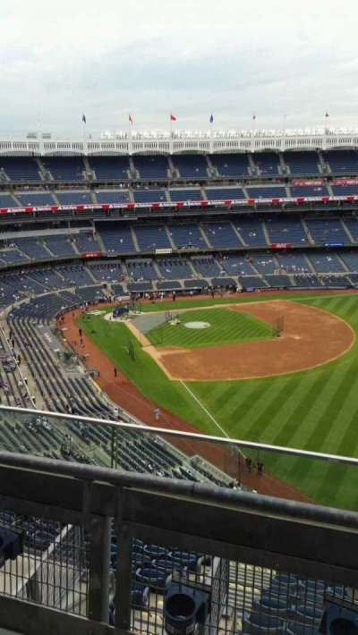 Yankee Stadium, section: 408, row: 2, seat: 13