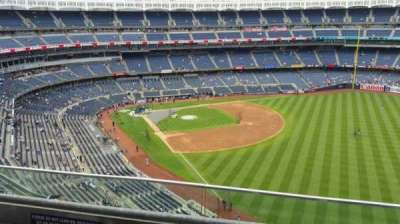 Yankee Stadium, section: 408, row: 2, seat: 14