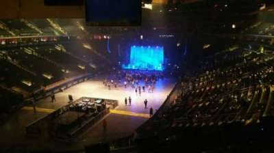Madison Square Garden, section: 206, row: 5, seat: 7