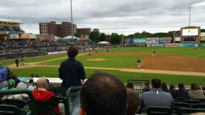 Bethpage Ballpark, section: 210, row: T, seat: 20