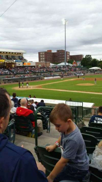 Bethpage Ballpark, section: 210, row: T, seat: 19