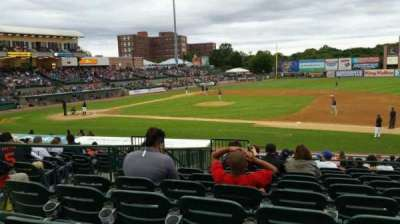 Bethpage Ballpark, section: 210, row: T, seat: 16