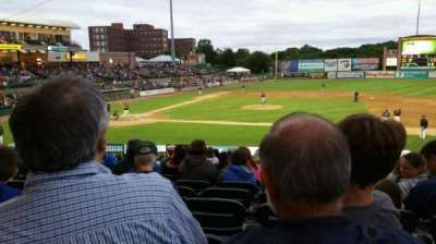 Bethpage Ballpark, section: 208, row: V, seat: 15