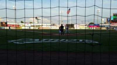 TD Bank Ballpark section 101