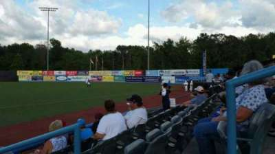 Dutchess Stadium section 101.5
