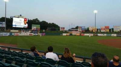 FirstEnergy Park section 114