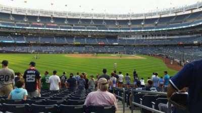 Yankee Stadium section 135