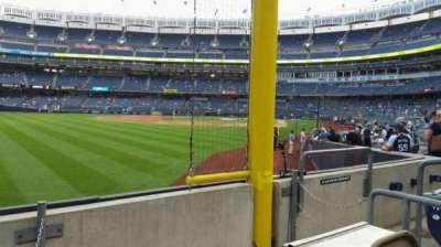 Yankee Stadium section 132