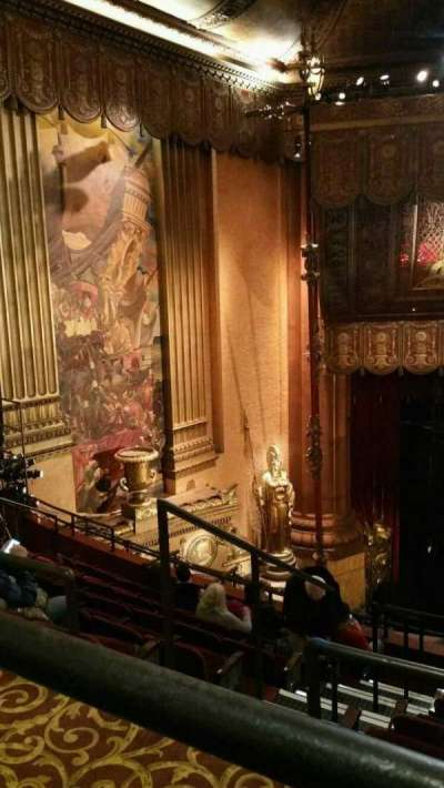 Beacon Theatre section Upper Balcony 1
