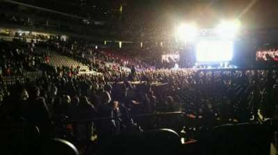 Prudential Center section 4