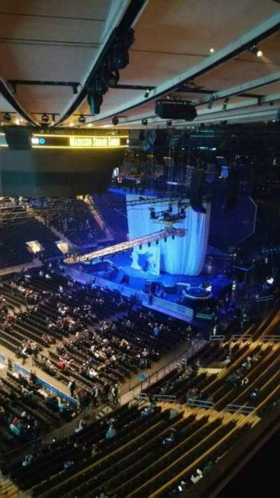 Madison Square Garden section 311