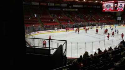 Floyd L. Maines Veterans Memorial Arena section 5
