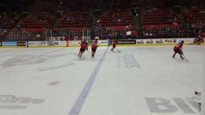 Floyd L. Maines Veterans Memorial Arena section 14