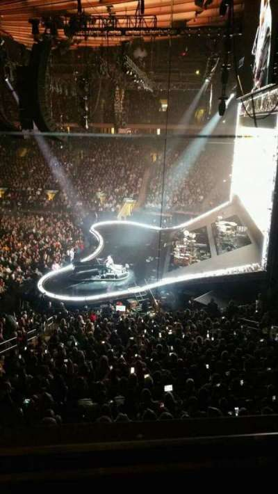 Madison Square Garden section 213