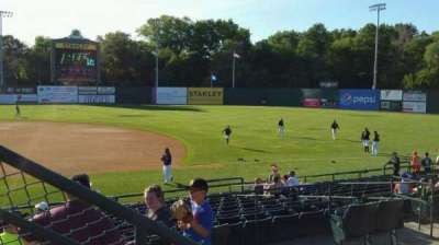 new britain stadium section 202
