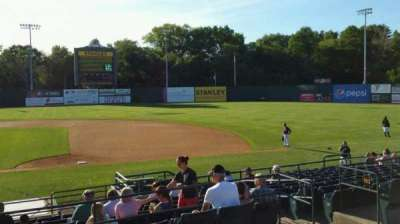 new britain stadium section 203