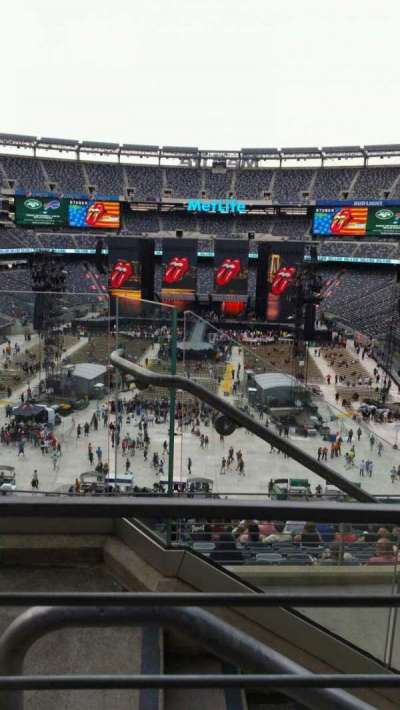 MetLife Stadium section 225B