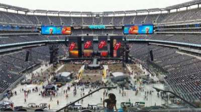 MetLife Stadium section 226