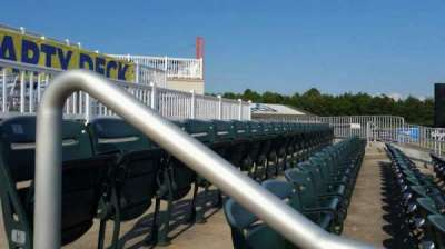 Ripken Stadium section 124