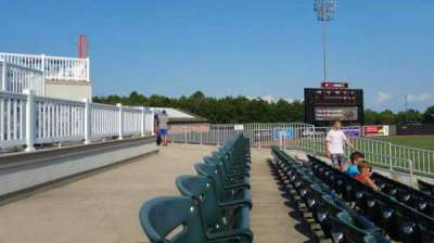 Ripken Stadium section 126