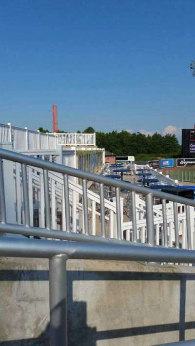 Ripken Stadium section 212