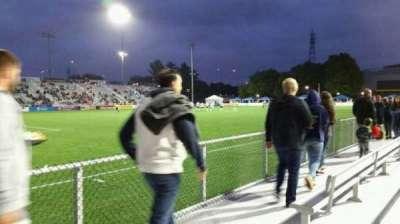 Dillon Stadium section 2