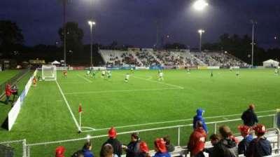 Dillon Stadium section 1