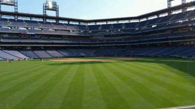 Citizens bank park  section 148