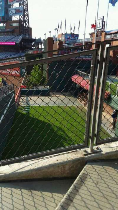 Citizens Bank Park section 102