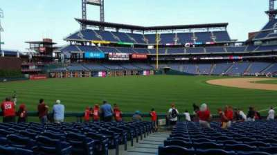 Citizens Bank Park, section: 138, row: 26, seat: 18