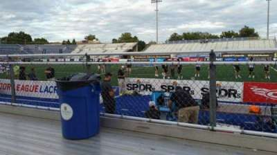 James M. Shuart Stadium section 3