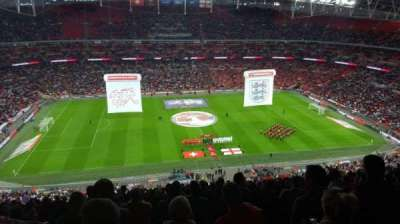 Wembley Stadium, section: 502, row: 26, seat: 39