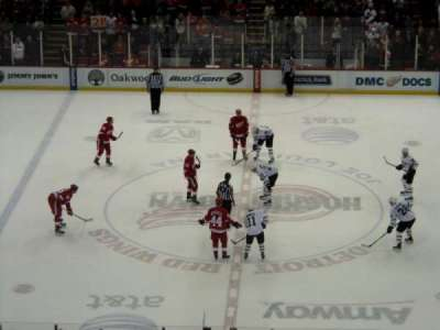 joe louis arena, section: 221, row: 17, seat: 12