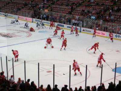 Joe Louis Arena, section: 203B, row: 3, seat: 15