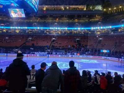 Scotiabank Arena section 107