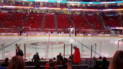 PNC Arena section 119