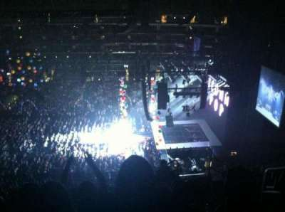 Staples Center, section: 334, row: 5, seat: 3