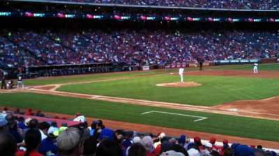 Globe Life Park in Arlington, section: 35, row: 17, seat: 8