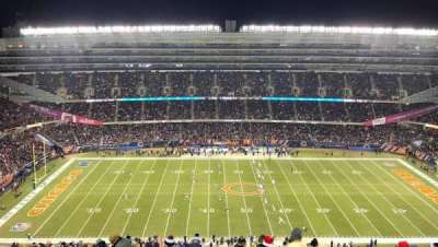 Soldier Field section 438