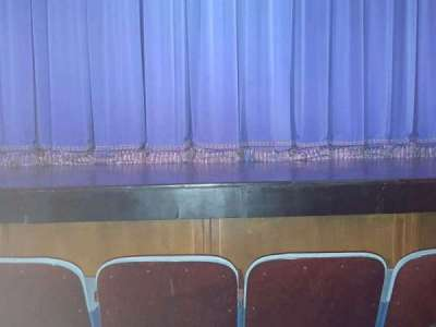 Cabot Theatre at the Broadway Theatre Center, section: Orch, row: C, seat: 3