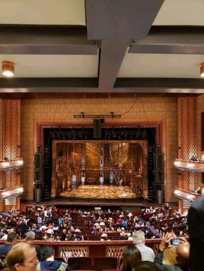 Walt Disney Theatre - Dr. Phillips Center section Mezzanine C