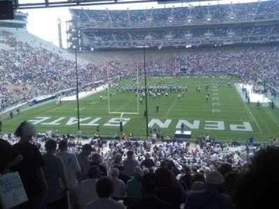 Beaver Stadium, section: NE, row: 59, seat: 9