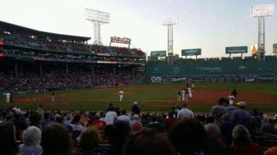 Fenway Park section Loge Box 113