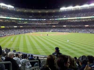 Yankee Stadium, section: 201, row: 12, seat: 28