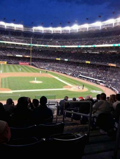 Yankee Stadium, section: 225, row: 9, seat: 2