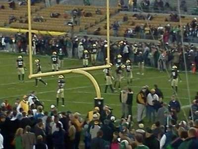 Notre Dame Stadium section 3